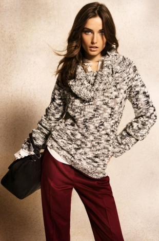 Massimo Dutti September 2012 Lookbook