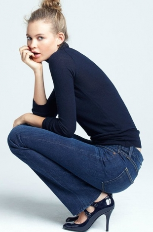 J.Crew Fall Denim Collection