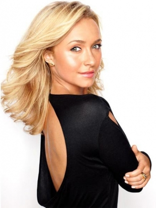 Hayden Panettiere Covers Women