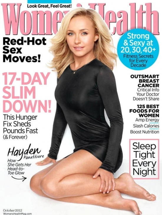 Hayden Panettiere Reveals Diet Workout Routine