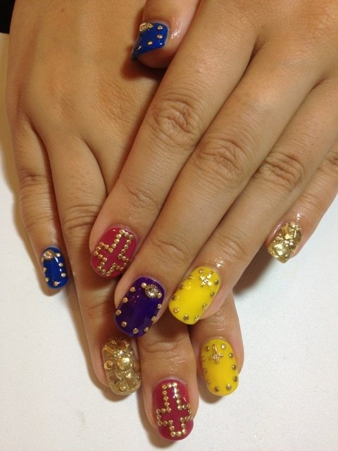 Stylish Nail Art Ideas For Fall