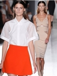 Victoria Beckham Spring 2013 Collection