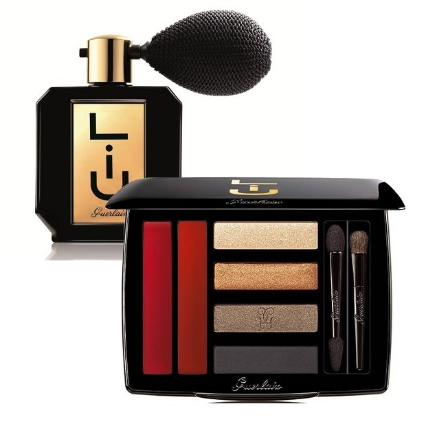 Guerlain Liu Holiday 2012 Makeup
