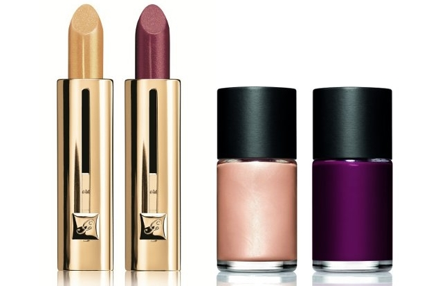 Guerlain Liu Holiday 2012 Makeup Collection