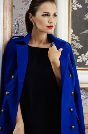 Paula Echevarría for Suite Blanco Fall 2012