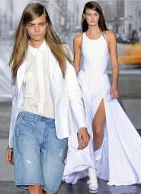 DKNY Spring 2013 Collection