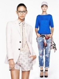J.Crew Spring 2013 Collection