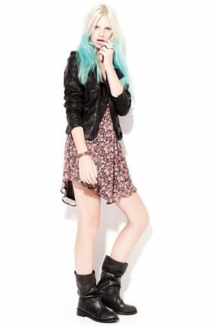 Bsk by Bershka September 2012 Lookbook