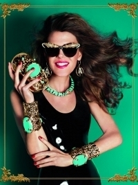 Anna Dello Russo for H&M Fall 2012 Collection
