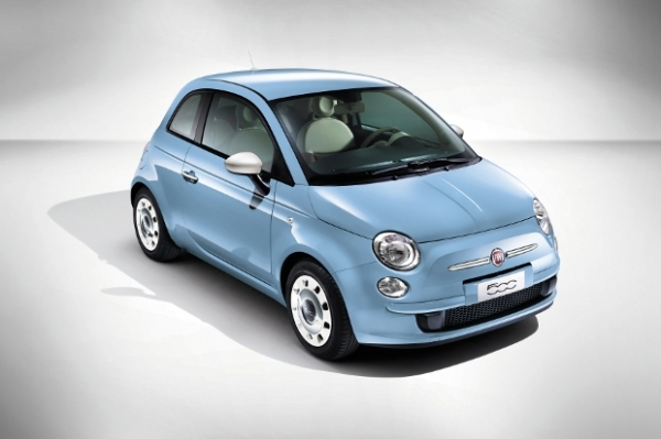 Fiat 500 Colour Therapy Goes