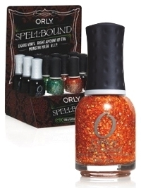 Orly Spellbound Halloween 2012 Nail Polishes