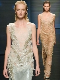 Alberta Ferretti Spring 2013 Collection