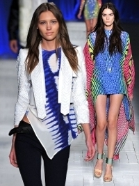 Just Cavalli Spring 2013 Collection