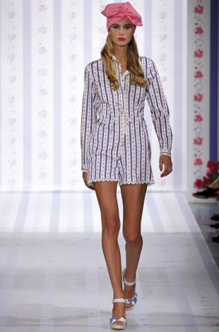 Luisa Beccaria Spring 2013 Collection