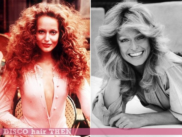 Disco Hairstyles 70s Icons