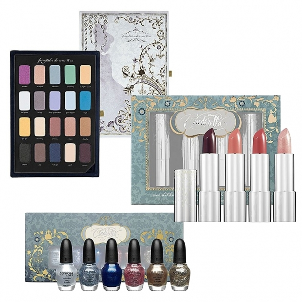 Disney Cinderella by Sephora Holiday 2012 Collection