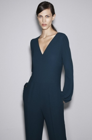 Zara October 2012 Lookbook