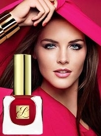 Estée Lauder Pure Color Nail Lacquer Red Hautes Winter 2012