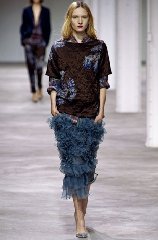 Dries Van Noten Spring 2013 Collection