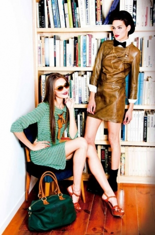 Dolores Promesas Fall/Winter 2012-2013 Lookbook