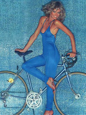 Farrah Fawcett 1970s Icon