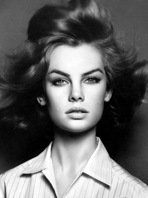 Jean Shrimpton 1960s Beauty Icon