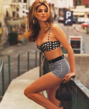 Cindy Crawford 90s Icon