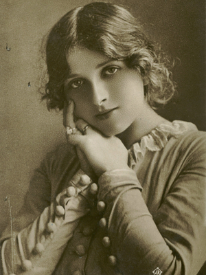 Gladys Cooper Beauty Icon