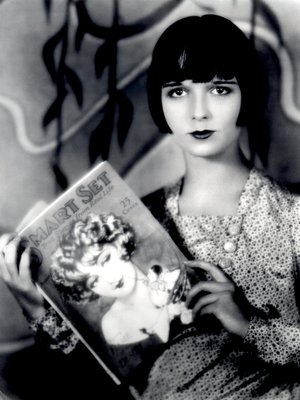 Louise Brooks 1920s Icon