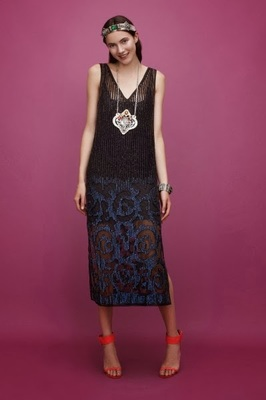 Asos Holiday 2013 Vintage Style Dress