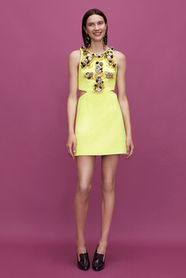 Asos Holiday 2013 Yellow Dress