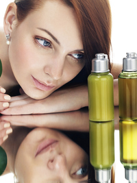 Fragrance skin care