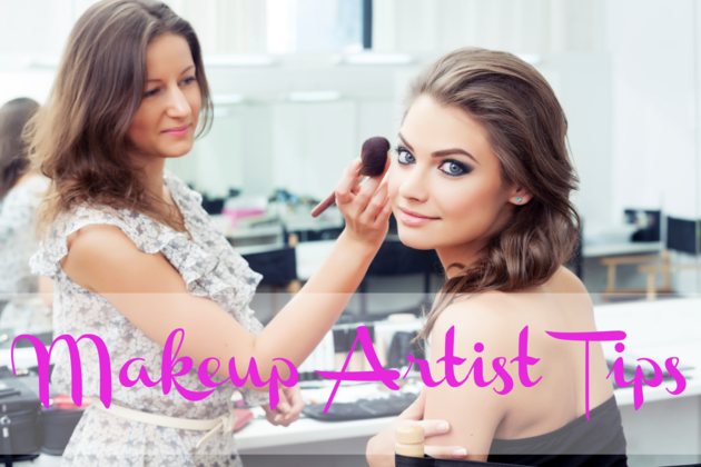 Best Makeup Artist Tips and Tricks