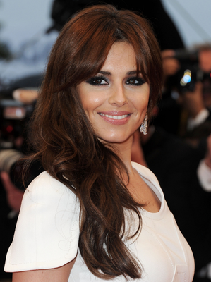 Cheryl Cole Blonde To Brunette Celebrity Hair