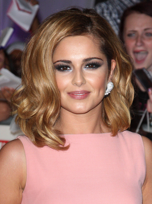 Cheryl Cole Blonde To Brunette Celebrity Hair Color