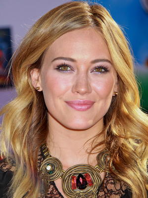 Hilary Duff Blonde To Brunette Celebrity Hair