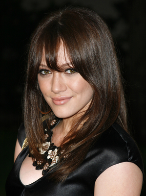 Hilary Duff Blonde To Brunette Celebrity Hair Color