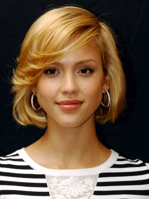 Jessica Alba Blonde To Brunette Celebrity Hair Color