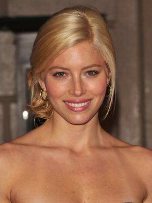 Jessica Biel Blonde To Brunette Celebrity Hair Color