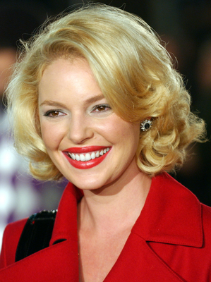 Katherine Heigl Blonde To Brunette Celebrity Hair