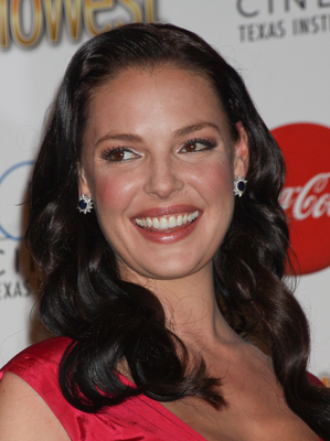 Katherine Heigl Blonde To Brunette Celebrity Hair Color