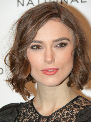 Keira Knightley Blonde To Brunette Celebrity Hair