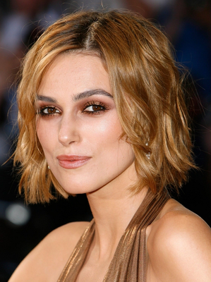 Keira Knightley Blonde To Brunette Celebrity Hair Color