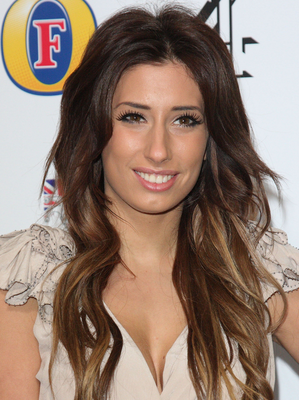 Stacey Solomon Blonde To Brunette Celebrity Hair Color