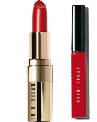 Bobbi Brown Old Hollywood Lipstick And Gloss 2013