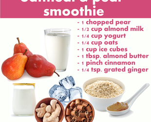 We love nutritious smoothies for breakfast. If you happen to love them as well, take a look at our list of good healthy smoothie recipes and enjoy!