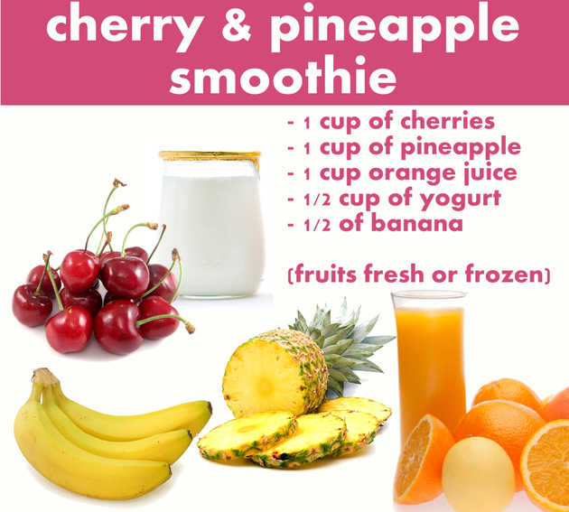 is pineapple a fruit are fruit smoothies healthy for breakfast