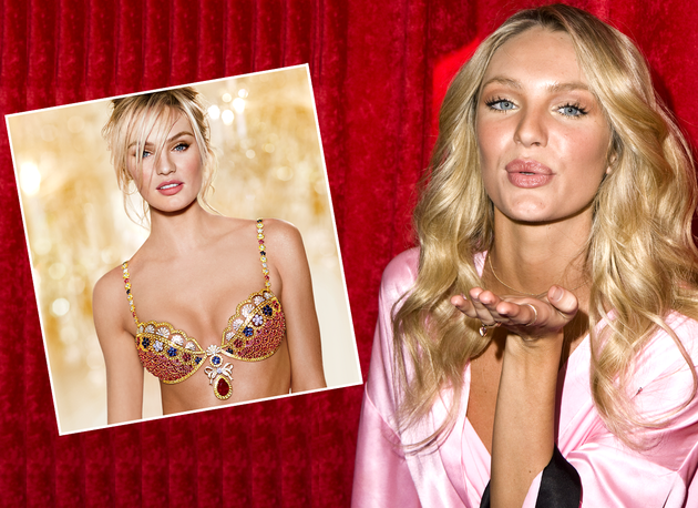 Candice Swanepoel to Wear $10M Fantasy Bra in Victoria's Secret 2013 Show