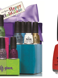 China Glaze Holiday 2013 Happy HoliGlaze Collection