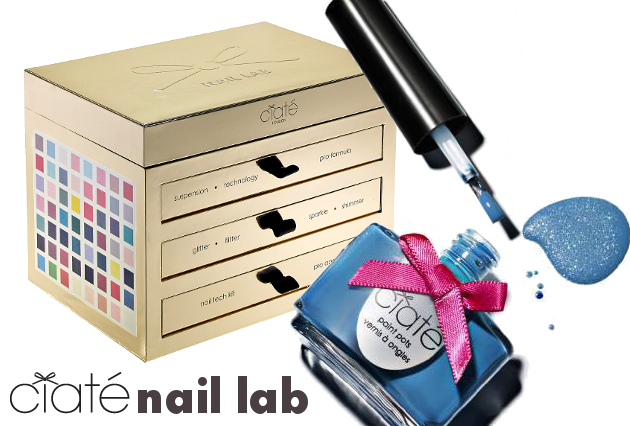 Ciate Nail Lab: Complete at Home Nail Studio